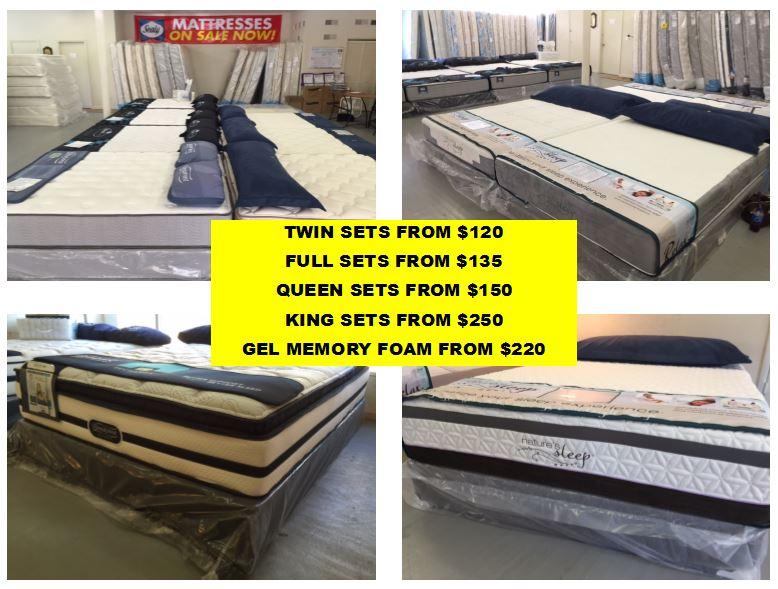 Mattress Blowout Sale categories ashley bedroom mattresses news furniture bedroom living ...