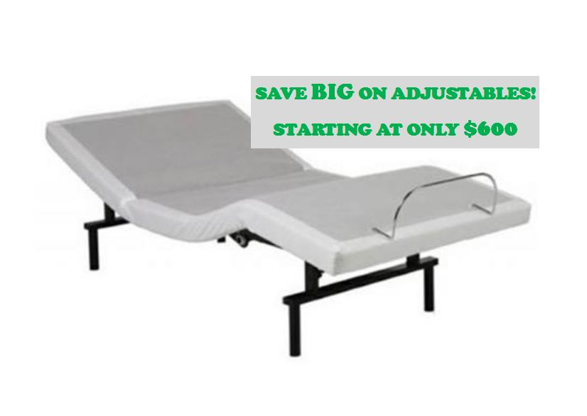 Adjustable Beds With Financing : Grand opening mattress bedroom blowout charleston